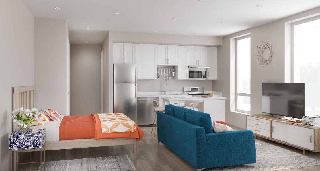 henley living room